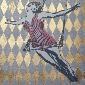 Trapeze Shelley Dyer-Gibbins
