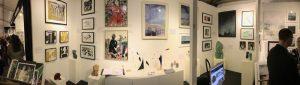 The Contemporary art fair