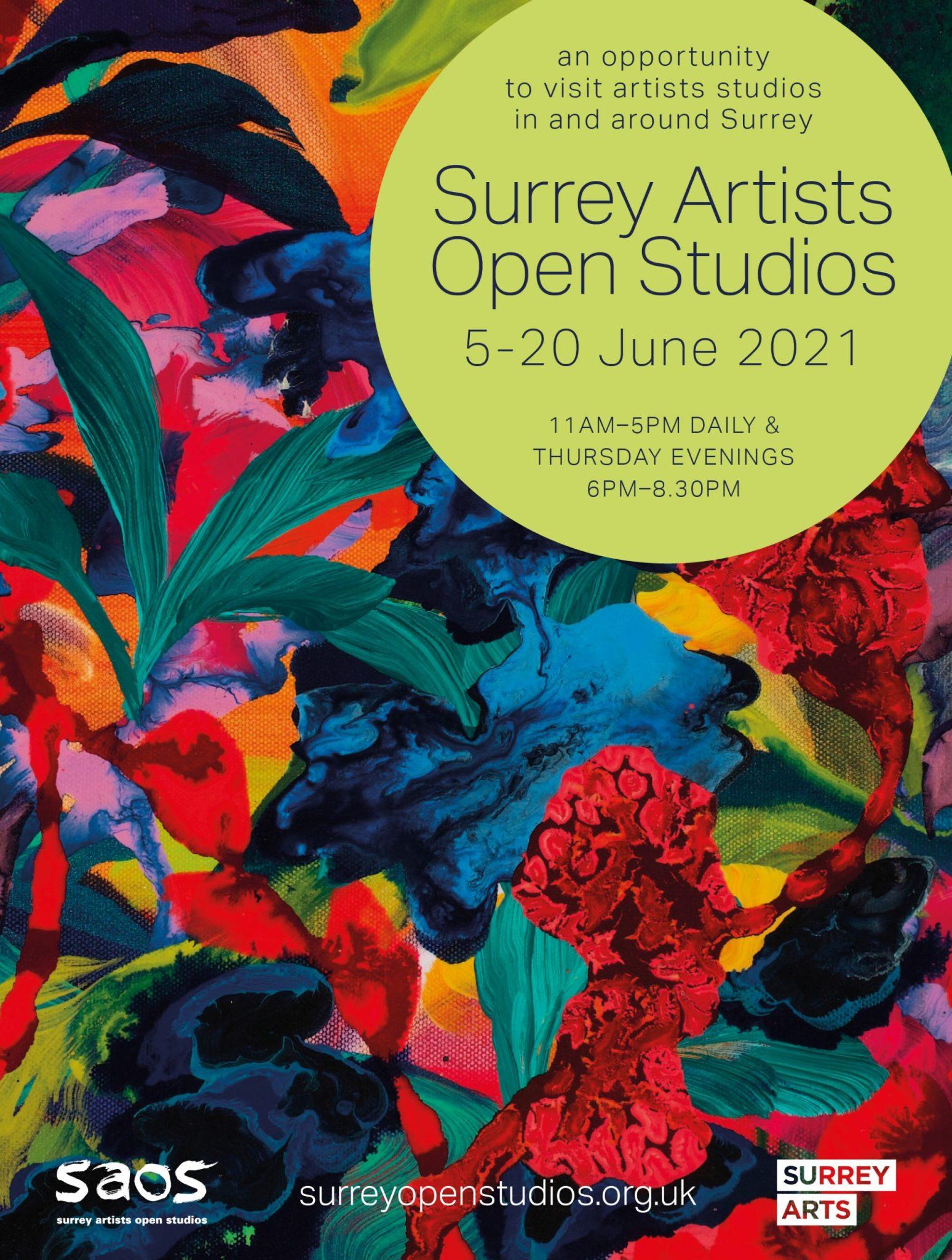 Surrey Artist Open Studios
