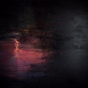Still - Oil on Canvas,120x100 by Julie Allans