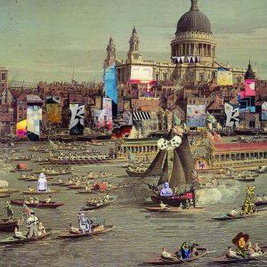 London Calling by Liz Pounsett