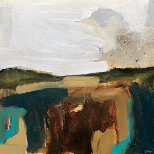 November Fields by Jessica Gale