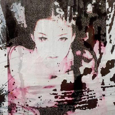 GiGi by Shelley Dyer-Gibbins