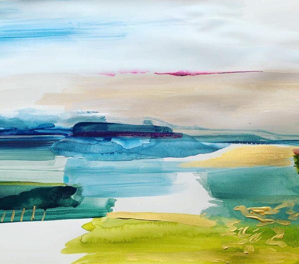 Gorse 2 by Angela Murray