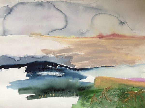 Gorse 1 by Angela Murray