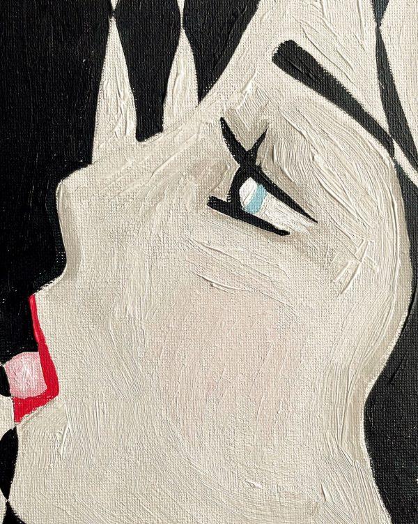 En Face de Moi by Juilet James