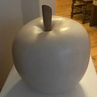 Large Apple by Moira Ross