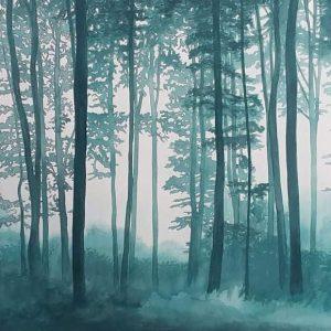 Through the Mist by Shelley Dyer-Gibbins
